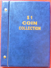VST AUSTRALIAN COIN ALBUM for $1 COLLECTION 1984 to 2016 + MINTAGES