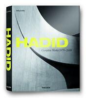 Hadid.Complete works.1979/2009.Ediz. italiana,Spagnola,portoghese-TASCHEN-2009