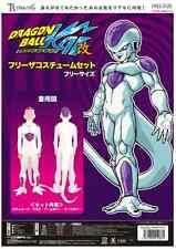Official Dragon Ball kai Z Freeza Costume Cosplay Halloween Men's Free size