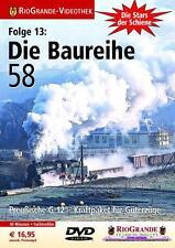 DVD Stars der Schiene 13 - Die Baureihe 58