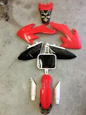 Honda CRF50 XR50 Plastic Kit With Graphics