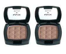 NYX Cosmetics Powder Blush, Taupe, 0.14 Oz (2 Pack)