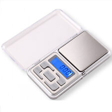 Portable 200g * 0.01g Mini Digital Scale Jewelry Pocket Balance Weight Gram LCD