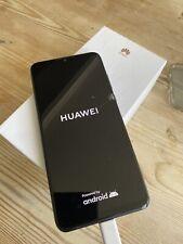"Huawei P30 Lite 6.15"" 128GB 4G Smartphone - MIdnight Black on O2 (Broken Screen)"
