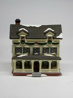 Christmas Porcelain House 1997 O'Well Novelty w/Light Hole 🇺🇸 RETAILER