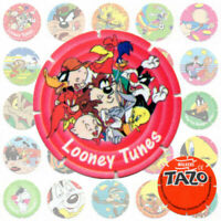 Walkers Loony Tunes Tazo Pogs Select Your Tazo Very Good Condition