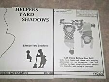11 Different Winfield Collections Full Size Patterns Never Used