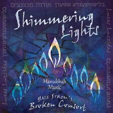 Yale Strom's Broken Consort : Shimmering Lights: Hanukkah Music CD (2018)