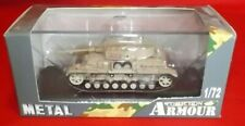 CDC Armour Collection Die Cast - Art 3104 - German PZ KPFW IV TYPE G Panzer 1:72
