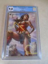 Wonder Woman Comic Book Issue #755. CGC Graded 9.8. Ian MacDonald Variant.