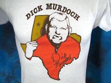 vtg 80s DICK MURDOCH Mid South Wrestling T-Shirt XXS uwf texas cowboy wwf nwa