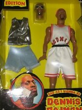 LIMITED EDITION DENNIS RODMAN DOLL ..HOT..RARE