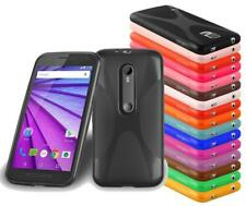 Case for Motorola Protection Cover X Motiv Bumper Silicone Shockproof
