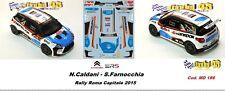 CITROEN DS3 R5 - CALDANI  - Rally Roma  2015