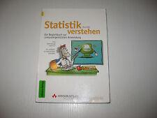 Statistik verstehen von Peter Zöfel  , 1. Auflage 2001