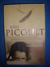VANISHING ACTS BOOK BY JODIE PICOULT  FICTION THRILLER