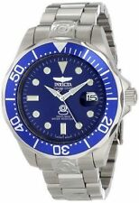 Invicta Grand Diver Pro 3045 Gents 48mm Steel Bracelet & Case Automatic Watch
