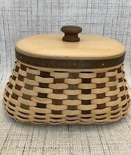 Longaberger Collectors Club 2006 Fireside Basket Combo