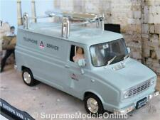 LEYLAND SHERPA VAN MODEL 1/43RD SIZE JAMES BOND 70'S VERSION PACKED R0154X{:}