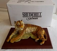 More details for shudehill jungle king: lying tiger. boxed in good condition *rare*