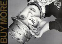 """""""BUY MORE"""" BOY GEORGE CATALOG-BOY LONDON 1988-CULTURE CLUB-HARD TO FIND FASHION"""