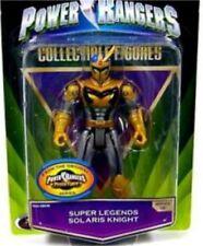 "Power Ranger Super Legends Mystic Force 5"" Solaris Knight Hero New Factory Seal"