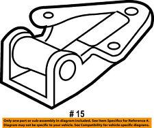 Dodge CHRYSLER OEM 86-94 B250 Rear Suspension-Shackle Bracket Right 4089314