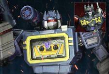 Transformers Generation 1 SOUND-WAVE PRIME Imaginarium Art,Limited 100 Statue