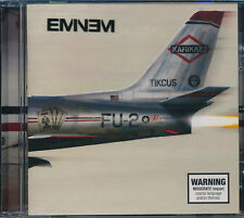 Eminem Kamikaze CD NEW