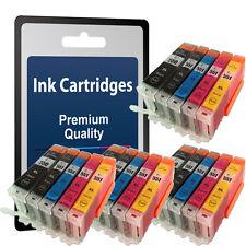 20 Ink Cartridges for Canon Pixma IP7250 IP8750 IX6850 MG5450 MG5550 MG5650