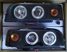 Angel Eyes Scheinwerfer Set Volvo 850 / 850 Kombi Bj. 1992-12/1996 schwarz