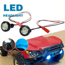 LED Front Licht Lampe Scheinwerfer Für Traxxas Slash REVO E-REVO X-MAXX RC Auto