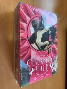 Chestnut Hill Books 1 to 4 by Lauren Brooke