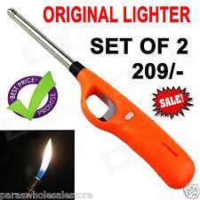 ORIGINAL Set of 2 Gas Lighter/ Candle Lighting/Cracker Lighting BEST FOR KITCHEN