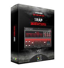 TRAP MONSTERS VST Plug-in VST3 AU LOGIC FL STUDIO Ableton SONY samples sounds