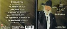 John Starr, Sing Me Back Home (Le jeu de cartes) CD BRAND NEW at MusicaMonette