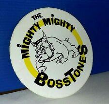 THE MIGHTY MIGHTY BOSSTONES sticker - Original Vintage 1990's unused Ska Punk