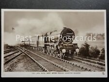 c1934 Tucks, The L.M.S. Royal Scot. After Passing Leighton Buzzard (See reverse)