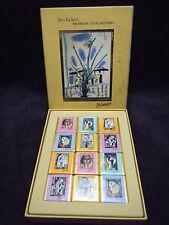 Picasso Art Artwork Labels Ben Rickert Museum Collection Bath Cubes Original Box