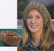 Crochet Pattern ~ LADIES PRETTY HEADBAND ~ Instructions