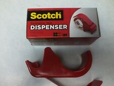 "3M Scotch Handheld 2"" Packaging Tape Dispenser - DP300RD Box Tape Dispenser"