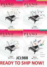 NEW FABER PIANO ADVENTURES LEVEL 1  LESSON THEORY TECHNIQUE PERFORMANCE SET PACK