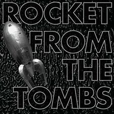 Rocket From The Tombs - Black Record (NEW CD)