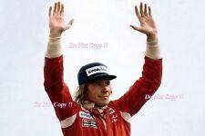 James Hunt McLaren M26 Winner British Grand Prix 1977 Photograph 4