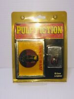New Pulp Fiction ID / Cigarette Case & Lighter Bring On The Gimp