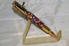 Handmade Bolt Action Ballpoint Pen