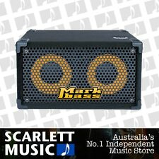 Mark Bass Traveler 102P 8 Ohm 2x10 Bass Cabinet *Brand New*