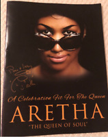 Aretha Franklin Obituary Funeral Celebration Of Life Program The Queen Of Soul