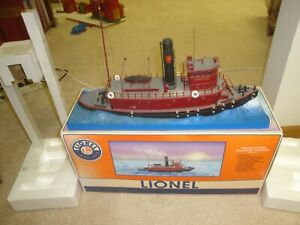 Lionel Pennsylvania Railroad Tugboat (6-24110) Boxed