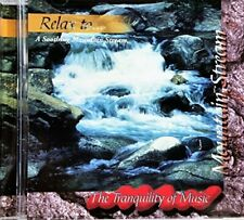 Mountain Stream Tranquility of Music  [CD]